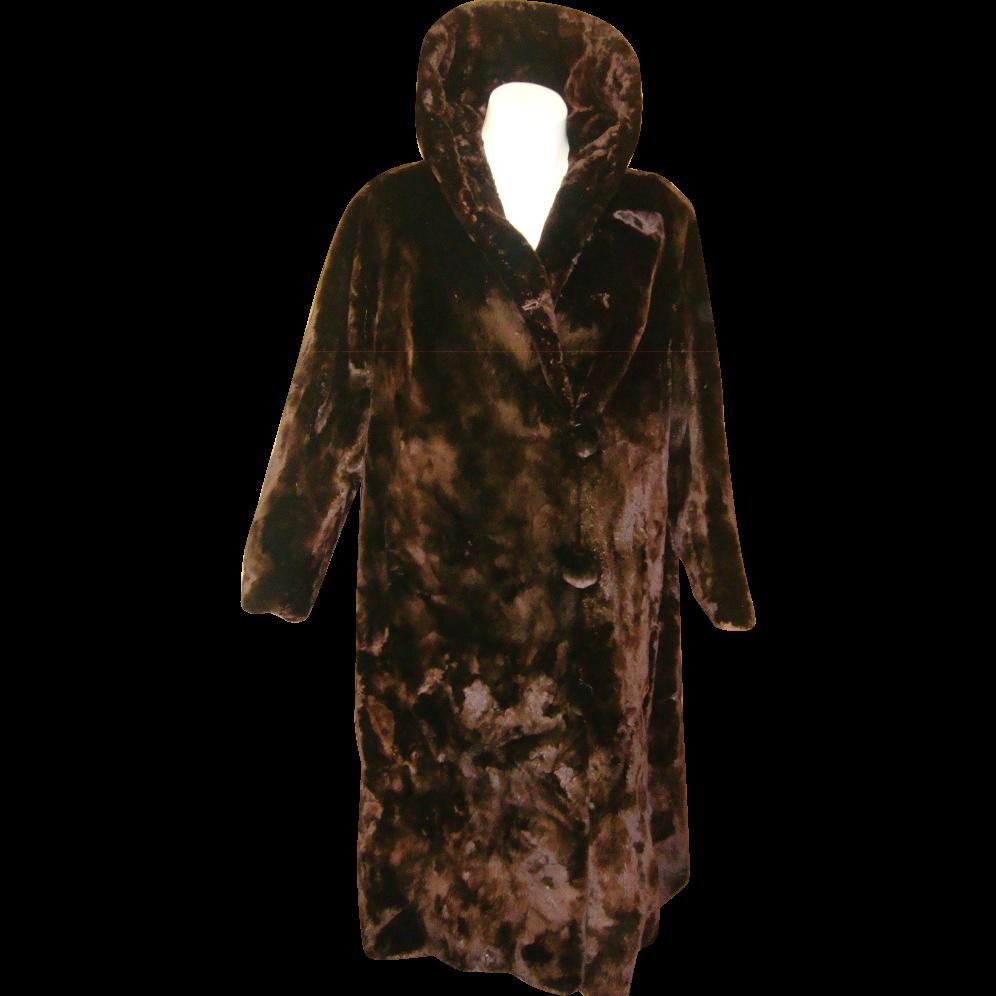 Vintage Alaska Fur Seal Coat SOLD on Ruby Lane