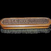 Burd & Rogers Bee Hive Store Dresser Brush Shamokin PA
