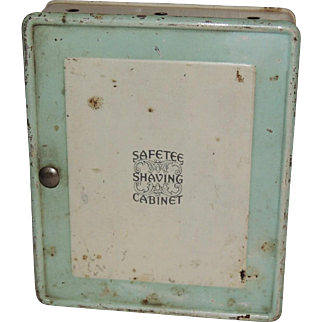 Safetee Shaving Cabinet