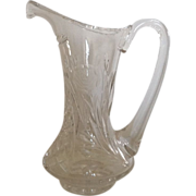 American Cut Crystal Vega Pitcher - Red Tag Sale Item