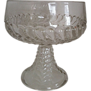 EAPG Plume Compote by Adam's & co