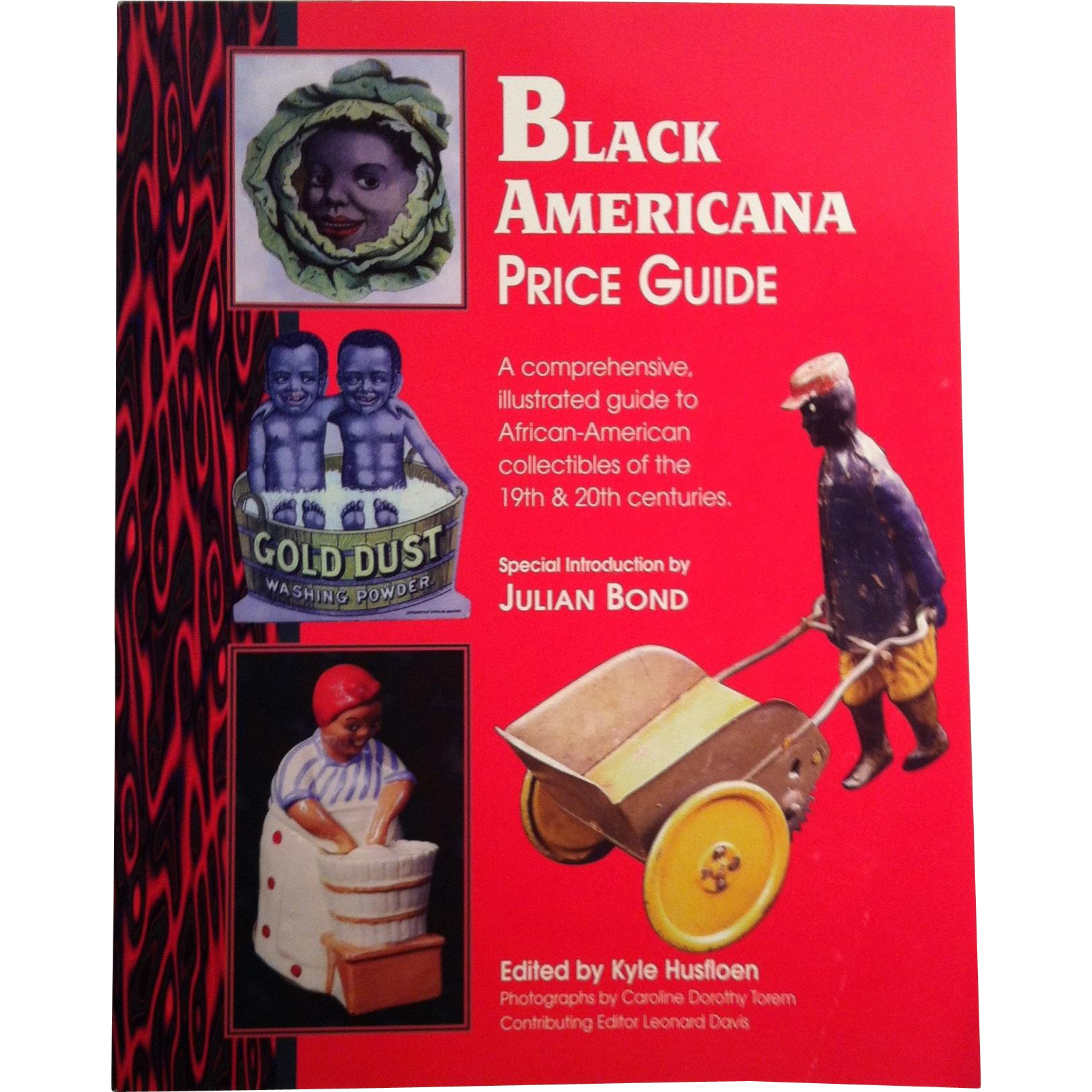 Black Americana Price Guide ~ Antique Traders 1996