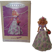 1995 Easter Collection Springtime Series #1 Hallmark Ornament