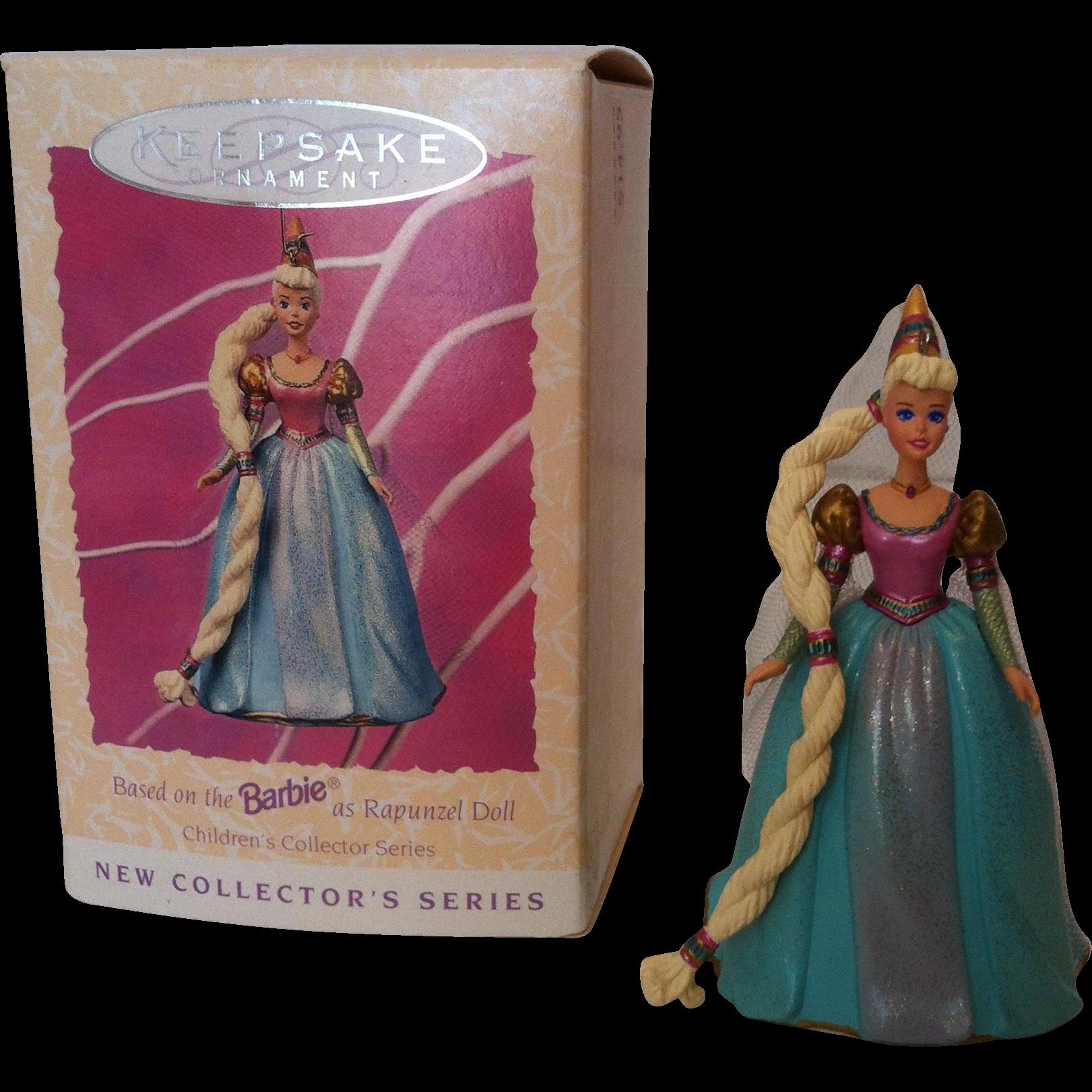 1997 Rapunzel  Hallmark Keepsake Ornament #1