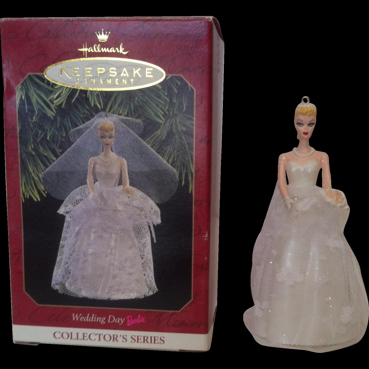 1997  Wedding Day Keepsake Ornament #4