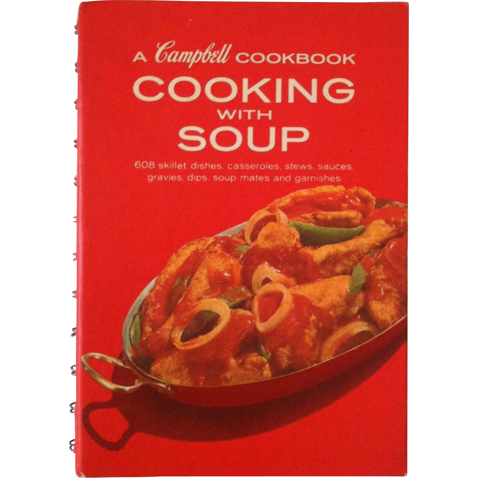 1972 Campbell Cooking With Soup