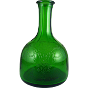 Open Water Bottle Cameo Ballerina Dark Green