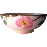1950's Oatmeal Bowl ~ Desert Rose by Franciscan