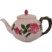 Franciscan Desert Rose Tea Pot