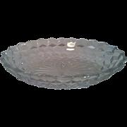 Fostoria American Oval Vegetable bowl
