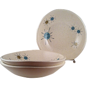 Starburst Coupe Cereal Bowl ~Franciscan