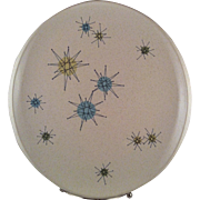 Starburst Dinner Plate ~ Franciscan