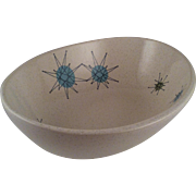 Starburst Oval Vegetable Bowl ~ Franciscan