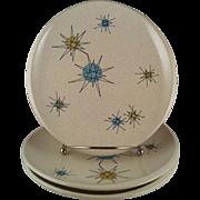 Starburst Salad Plate ~ Franciscan
