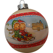 1980 Betsy Clark Hallmark Ornament #8