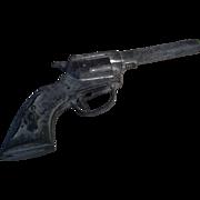 Hubley TEX Toy Cap Gun