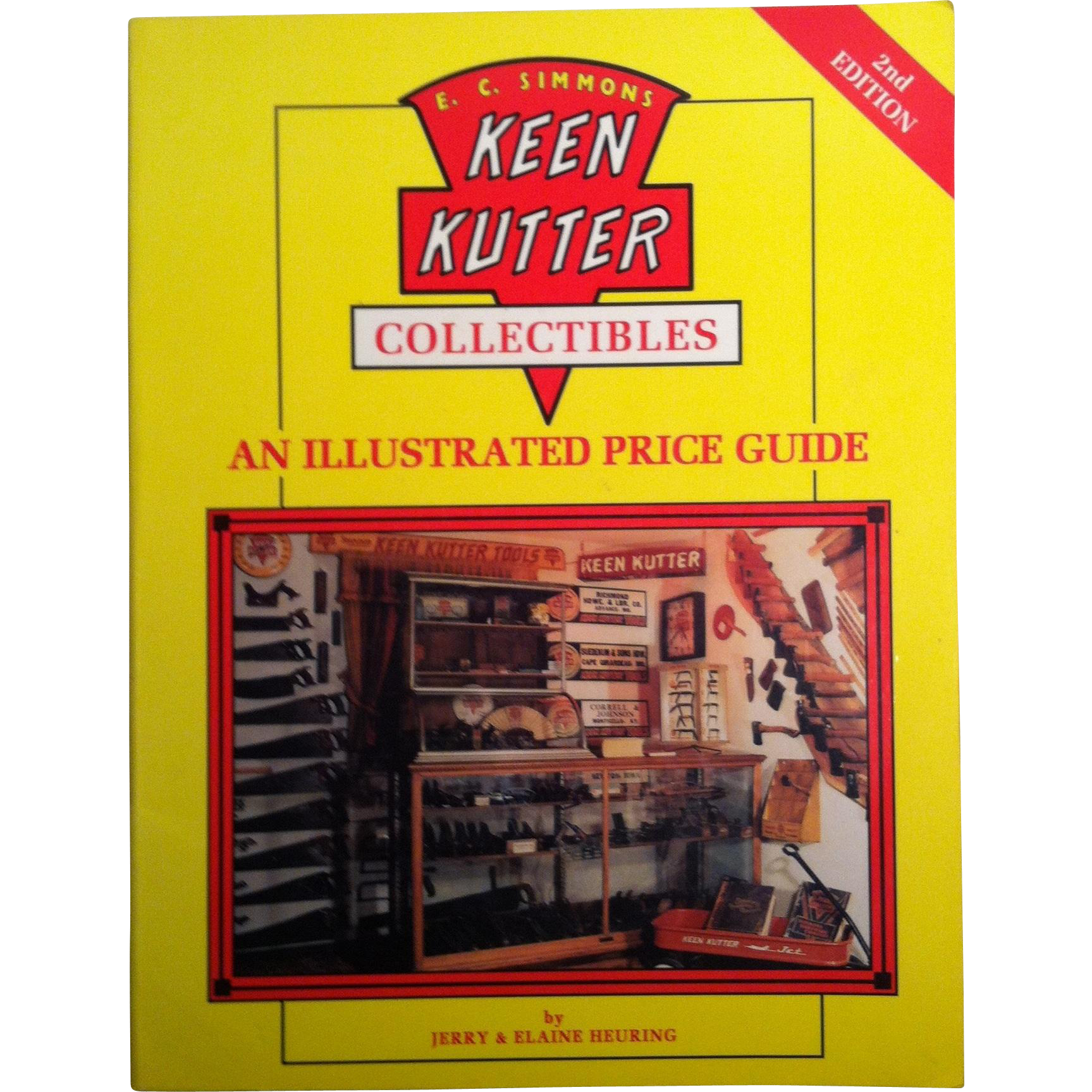 Keen Kutter Collectibles ~ Price Guide ~ E C Simmons