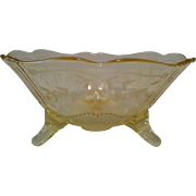 Lancaster Yellow Topaz Bowl