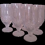 6 mikasa Chateau Ice Tea #40063
