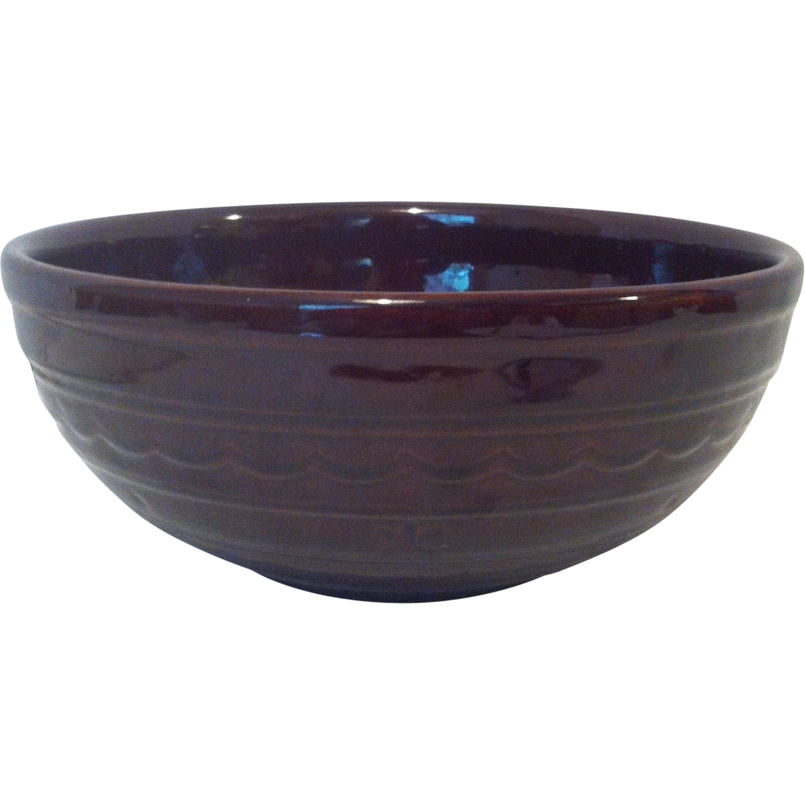 """9.5"""" Dot & Daisy Mixing Bowl by Marcrest"""