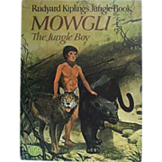 Mowgli The Jungle Boy , Rudyard Kipling's Jungle Book 1951