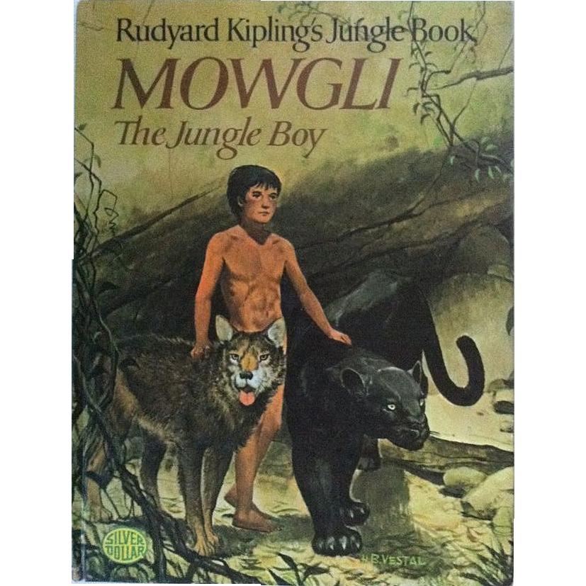 Mowgli The Jungle Boy , Rudyard Kipling's Jungle Book 1951