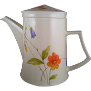 Mikasa Just Flowers Teapot