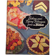 1984 Mrs Tucker Recipe Advertising Booklet