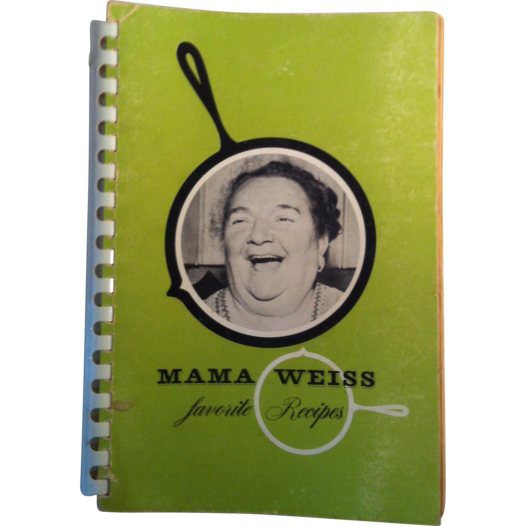 Mama Weiss Favorite Recipes ~1953 First Edition