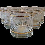 6 Pasabache Whiskey / Rocks Tumblers ~ PAB14
