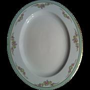 PT Bavaria Tirschenreuth Large Oval Platter The Montrose -4485-