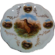 PM Bavaria Game Bird Plate