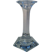 Riedel Pentagon Crystal Candlestick
