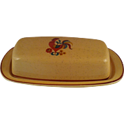 Reveille Rooster 1/4lb Butter ~ Taylor Smith & Taylor