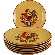 3 Reveille Rooster Bread & Butter ~ TS&T