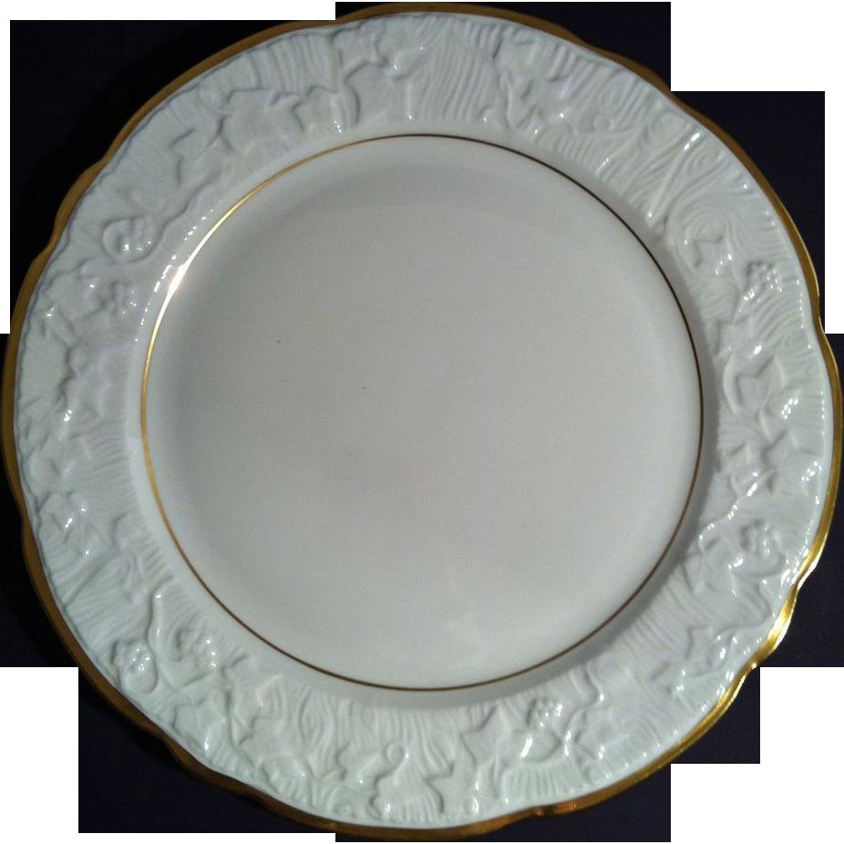 2 Dinner Plates Royal Stafford Old English Oak