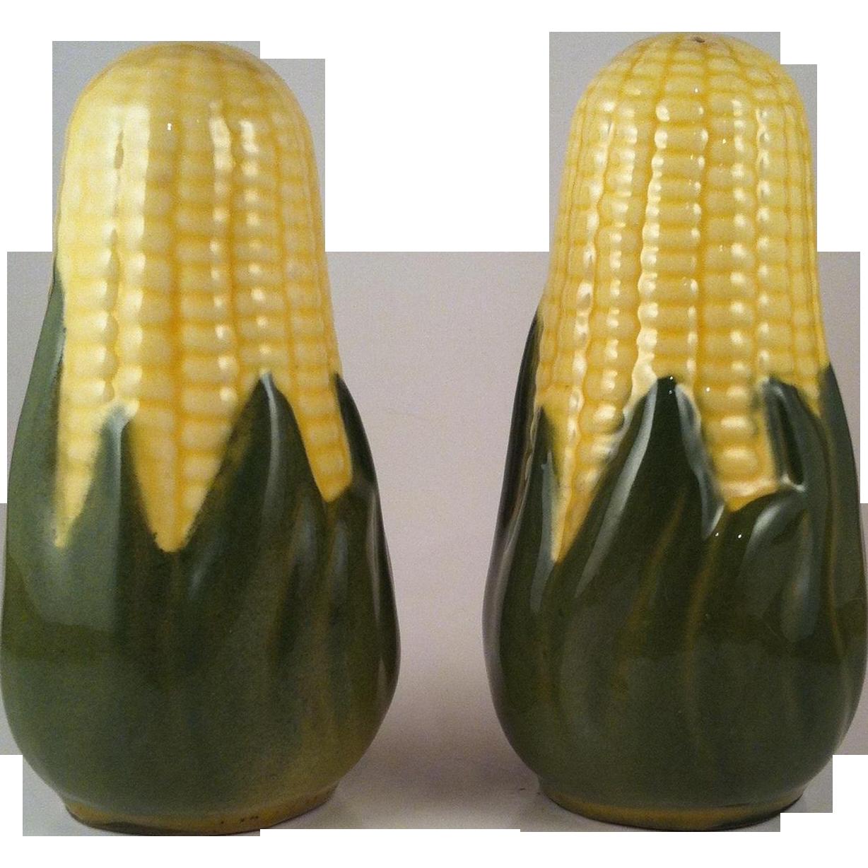 Shawnee King Corn Salt & Pepper