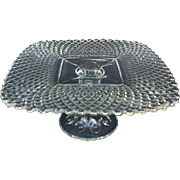 Smith Diamond #650 Square Cake Stand