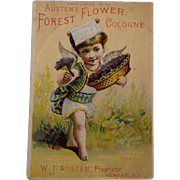 Austen's Forest Flower Cologne