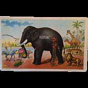 Ivorine the Wonderful Cleanser Trade Card