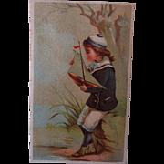 Corset Trade Card ~ Optimates Corset