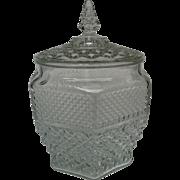 Wexford Cookie Jar ~ Anchor Hocking