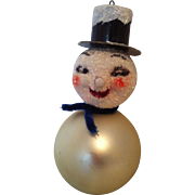 "6"" West Germany Snowman"