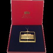 1983 White House Christmas Ornament