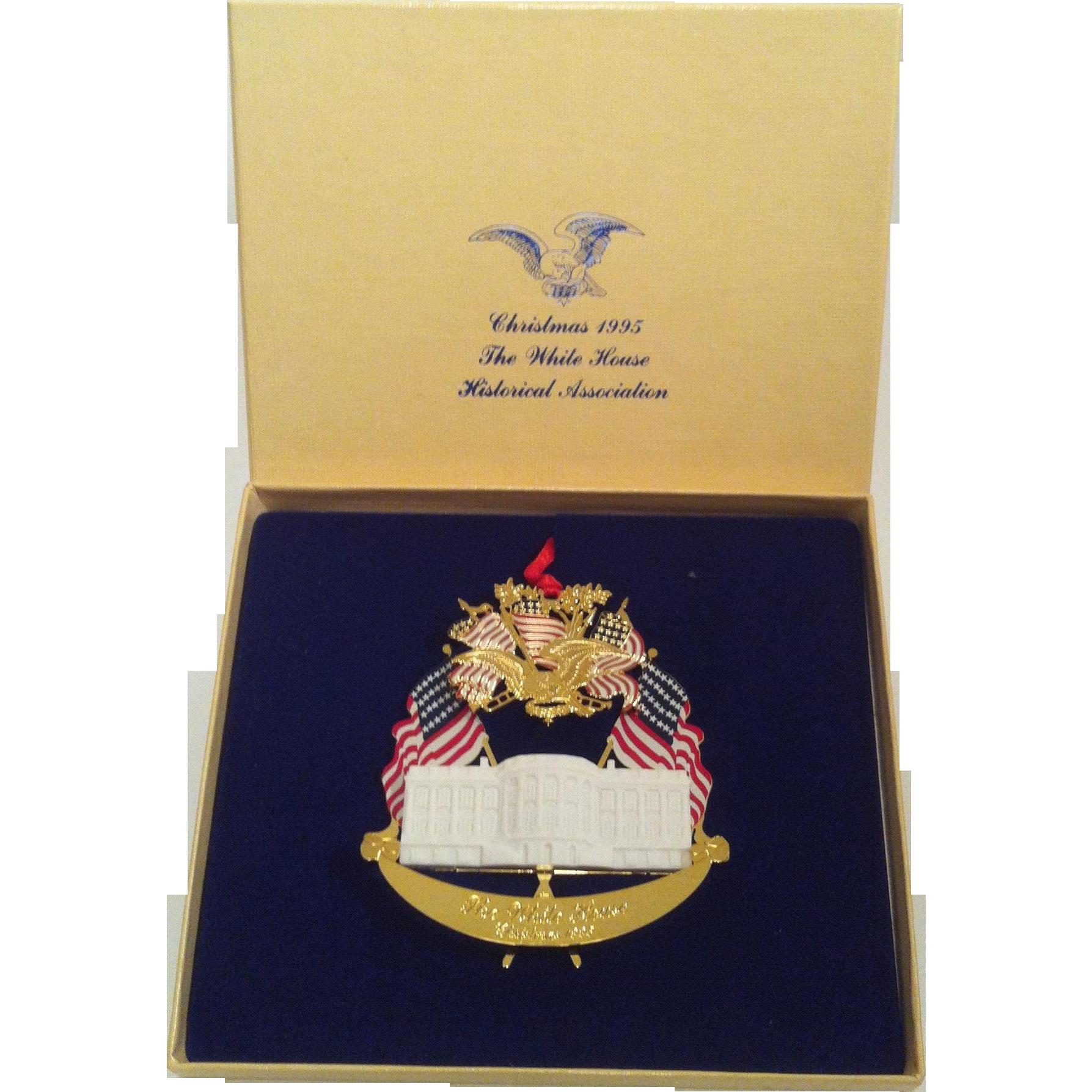 1995 White House Ornament