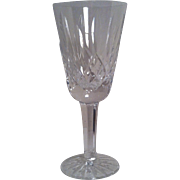 Waterford Lismore Sherry Glass - Red Tag Sale Item