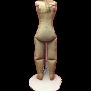 Antique Cloth body