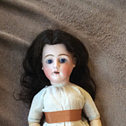 Antique German doll 21.1/2 inches tall