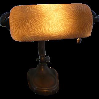 Handel pine needle desk lamp