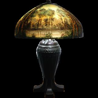 Handel scenic lamp # 6209 R